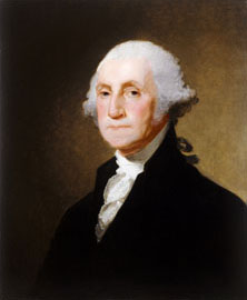 Stuart Portrait of G Washington